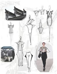 fashion portfolio fashion design development with sketches