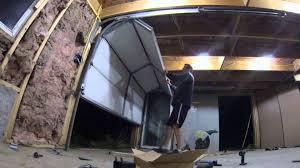how do you install a garage door opener garage doors garage door installation in nj with competitive