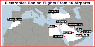 Porter Airlines Route Map by Are You Prepared For An Expanded Electronics Ban On Flights To The