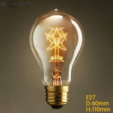 yellow led light bulbs ampoule vintage edison light bulbs 40w 220v e27 filament l bulb