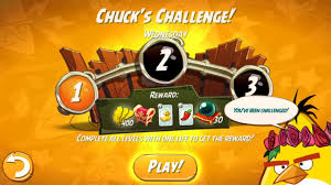 Challenge Angry Angry Birds 2 Chuck S Challenge Wednesday Daily Challenge 3