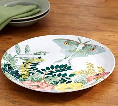 butterfly serving platter lyla garden butterfly serving platter pottery barn