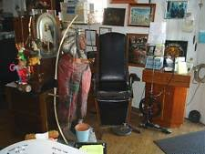 Do They Still Use The Electric Chair Dentistry Antiques Ebay