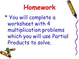 partial product multiplication algorithm ppt video online download