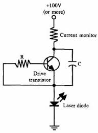 laser diode circuit diagram circuit and schematics diagram