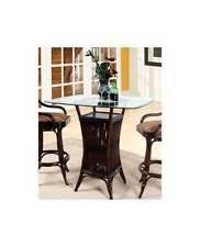 Square Bistro Table Square Bistro Table Dining Furniture Sets Ebay
