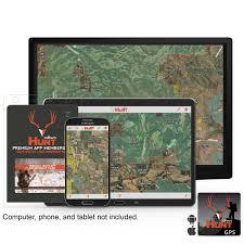 Hunting Gps Maps Onxmaps Premium App Card Hunting Gps Maps Basekamp