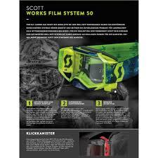 scott prospect motocross goggle 2018 scott prospect motocross goggle 2018 mxweiss motocross shop