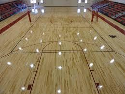 maple floor fails