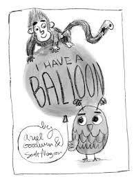 i have a balloon u2014 scott magoon