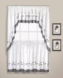Tier Curtains Kitchen by Kitchen U0026 Tier Curtains Curtainshop Com
