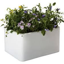 belfast sink garden planter 36cm at homebase be inspired and
