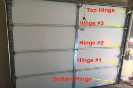Overhead Door Hinges Hinges Repair M G A Garage Door Repair Houston Tx