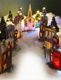 christmas villages free christmas project guide winter holidays delphi glass