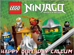 ninjago cake toppers a4 ninjago lego edible icing birthday cake topper design b