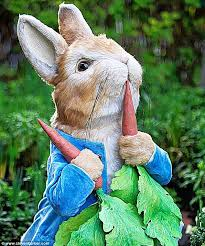 beatrix potter s rabbit to be honoured at chelsea flower