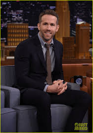ryan reynolds plays slapjack on the u0027tonight show u0027 watch now