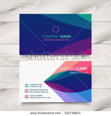 business card design stock images royalty free images u0026 vectors