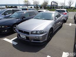 nissan gtr for sale philippines nissan skyline r34 gt r v spec 23 may 2015 autogespot