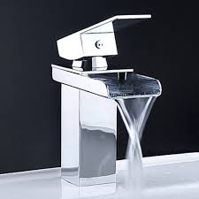 home design 81 inspiring waterfall faucets for bathroom sinkss