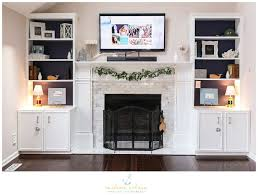 Fireplace Mantels With Bookcases My Home Fireplace Bookcase Built Ins