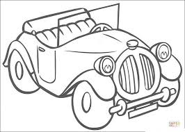noddy u0027s car coloring free printable coloring pages