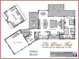 floor plans maggie valley luxury