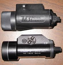 Streamlight Pistol Light Streamlight Tlr 1 Weapon Light Review Colin U0027s Corner