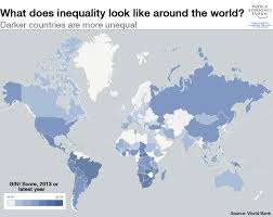 Panama World Map by 5 Maps On The State Of Global Inequality World Economic Forum