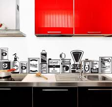 Retro Kitchen Design Ideas Backsplash Wonderful Backsplash Kitchen Ideas Graphic Backsplash