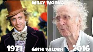 Charlie And The Chocolate Factory Meme - willy wonka the chocolate factory then and now gene wilder