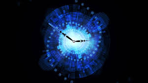 abstract clocks after effects lightwave 3d abstract clock animated background