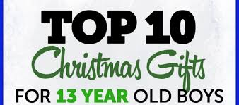top 10 christmas gifts for 13 year olds christmas gift ideas
