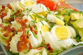 recette traditionnelle cuisine americaine cobb salad recette américaine