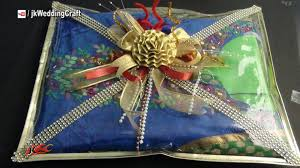 indian wedding gift box easy gift packing ideas for wedding trousseau how to pack indian