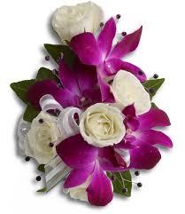 orchid wrist corsage fancy orchids roses wrist corsage florist garden