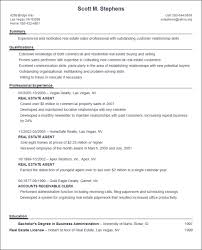 Commercial Real Estate Resume 100 Multitasking Resume Bank Resume Sampleresumeformats234