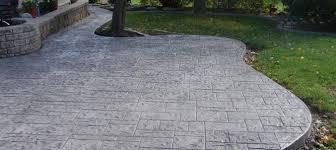 Driveway And Patio Company Jbs Construction Concrete Milwaukee Concrete Driveways Milwaukee