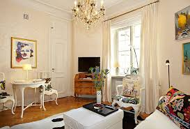swedish home interiors charming small apartment with lovely alcove in stockholm sweden