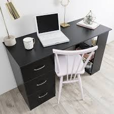 laura computer desk with hutch desk with lots of drawers creative desk decoration