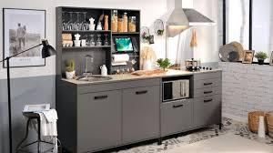 am駭agement cuisine en longueur amenager une cuisine en l amenagement cuisine d ete 3 insitu86