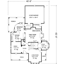 house plans com victorian style house plan 4 beds 3 5 baths 2772 sq ft plan 410