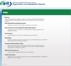 ehr incentive program pdf
