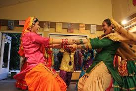 hariyali teej 2016 traditional celebration of hindu festival and