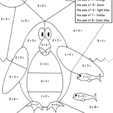 winter math coloring page kids drawing and coloring pages marisa