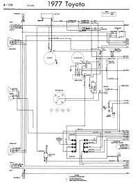 repair manuals toyota corolla 1977 wiring diagrams