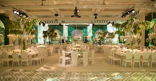 summer garden wedding in arabia weddings