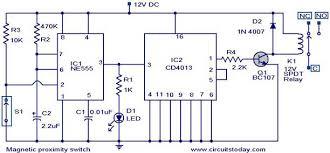 reed switch wiring diagram wiring diagram simonand