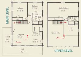 Cabin Designs And Floor Plans by How To Customize A Cabin Floor Plan Cabin Living