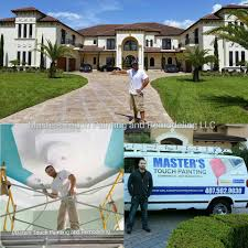 painting companies in orlando dr phillips house painters orlando painting pros masters touch